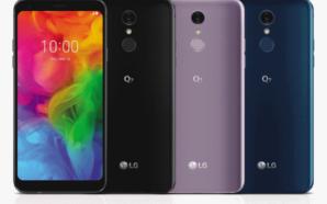 LG Q7 New lg portugal - LG Q7 New 298x186 - LG anuncia os smartphones Q7, Q7 Plus e Q7α