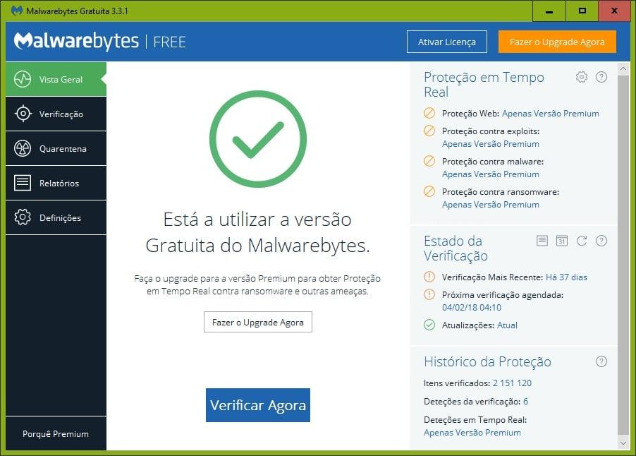 Malwarebytes | Defenda-se de ataques a seu navegador