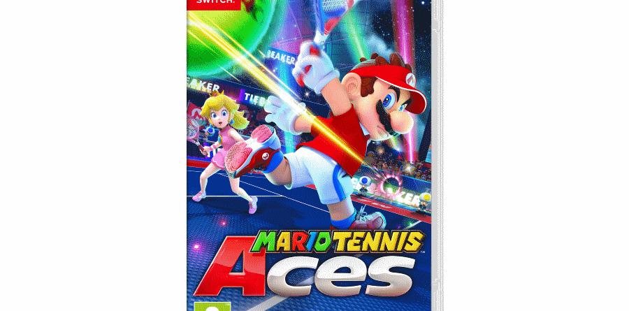Nintendo Mario Tennis Aces