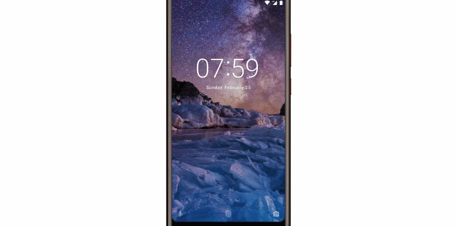 Nokia 7 Plus New