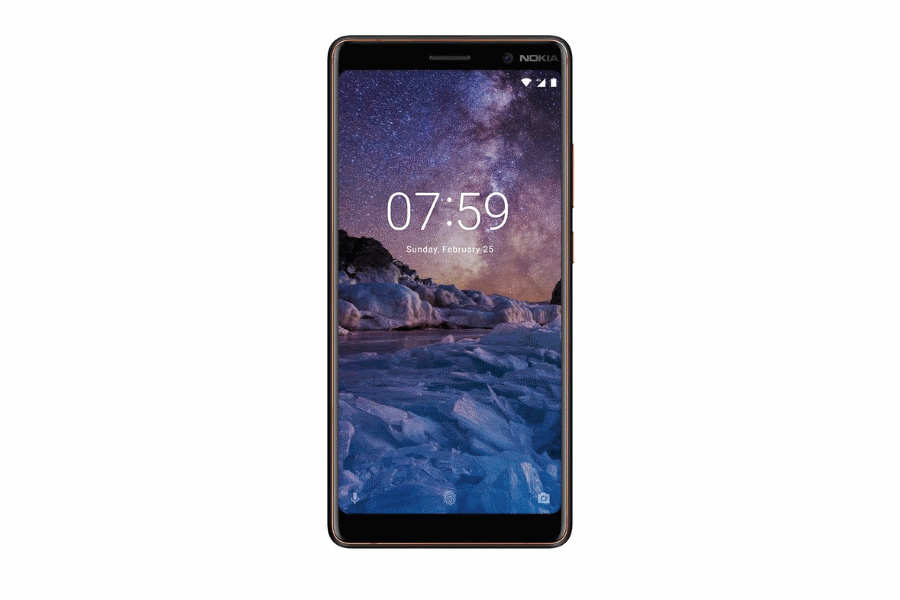 Nokia 7 Plus New