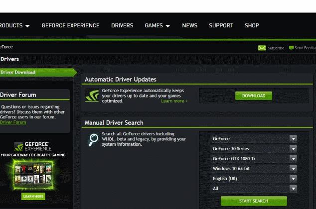 Nvidia Drivers GeForce novo - Nvidia Drivers GeForce 634x420 - Novo driver Nvidia optimiza desempenho de State of Decay 2