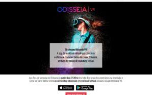 Odisseia lança App Gratuita de Realidade Virtual