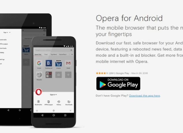Opera Android dica - Opera Android 1 634x460 - Dica do Dia: Como desactivar a exibição de notificações no Opera para Android