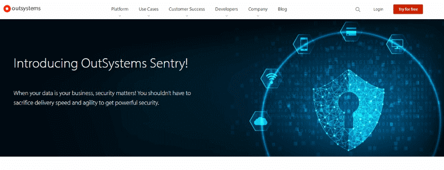 OutSystems Sentry