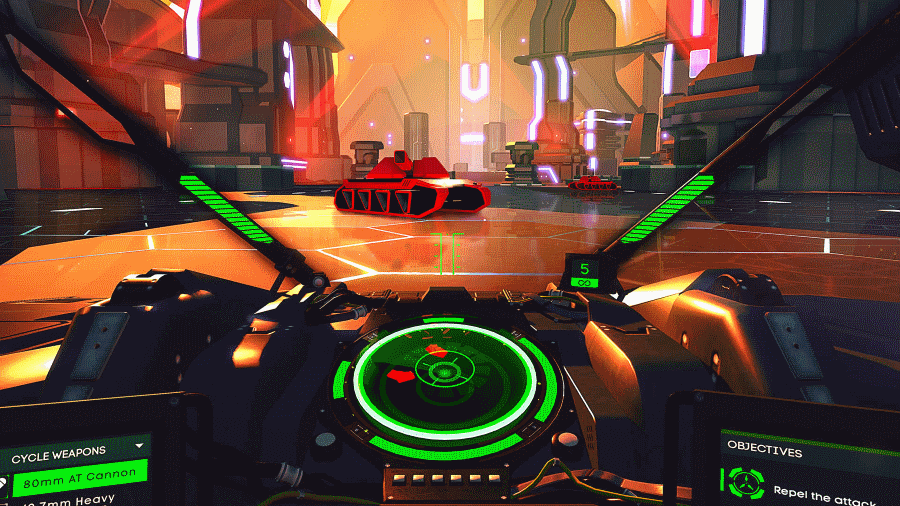 PlayStation Store Battlezone Gold Edition