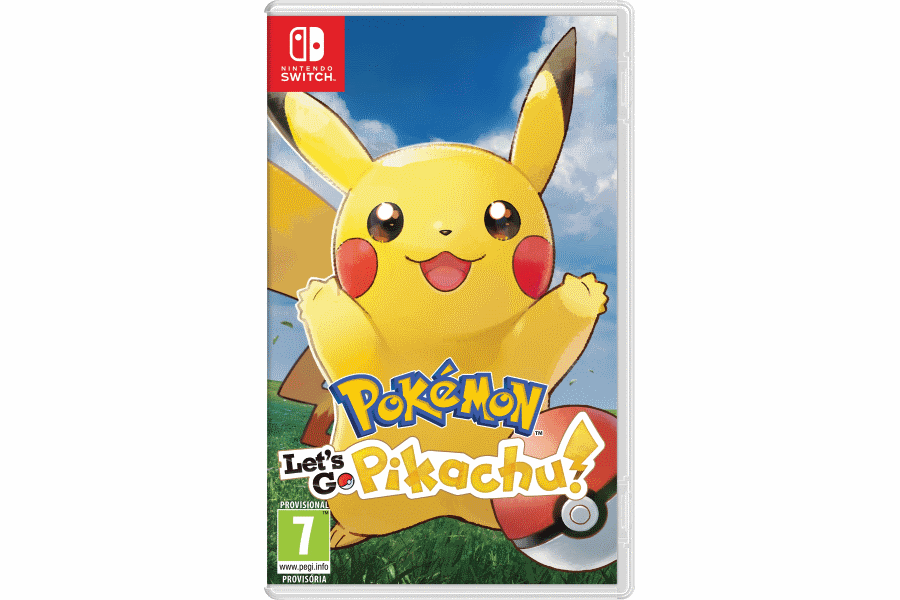 Pokémon Let's Go, Pikachu