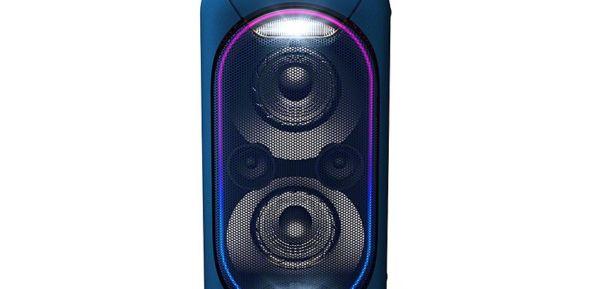 Coluna Sony sony - Sony GTK XB60 615x289 - Gadgets – Sony GTK-XB60
