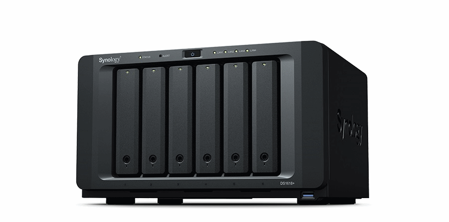 Synology DiskStation DS1618+