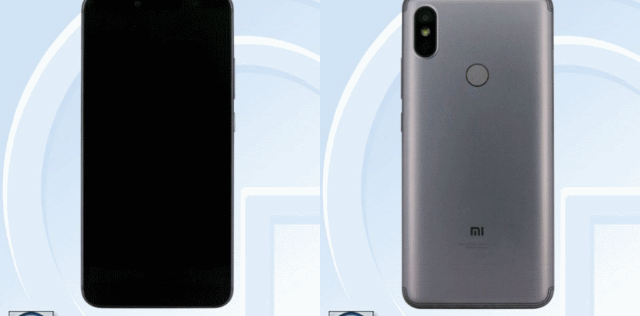 TENAA Xiaomi Redmi S2