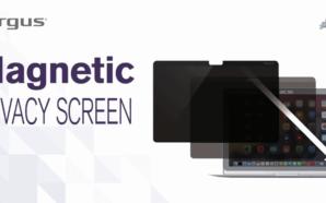Targus lança nova gama de ecrãs de privacidade magnéticos para…