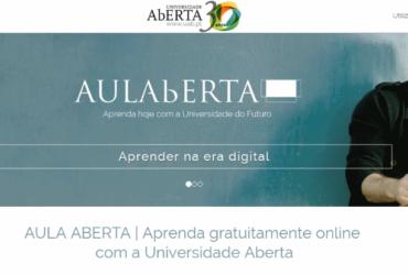 Universidade Aberta Aula Aberta