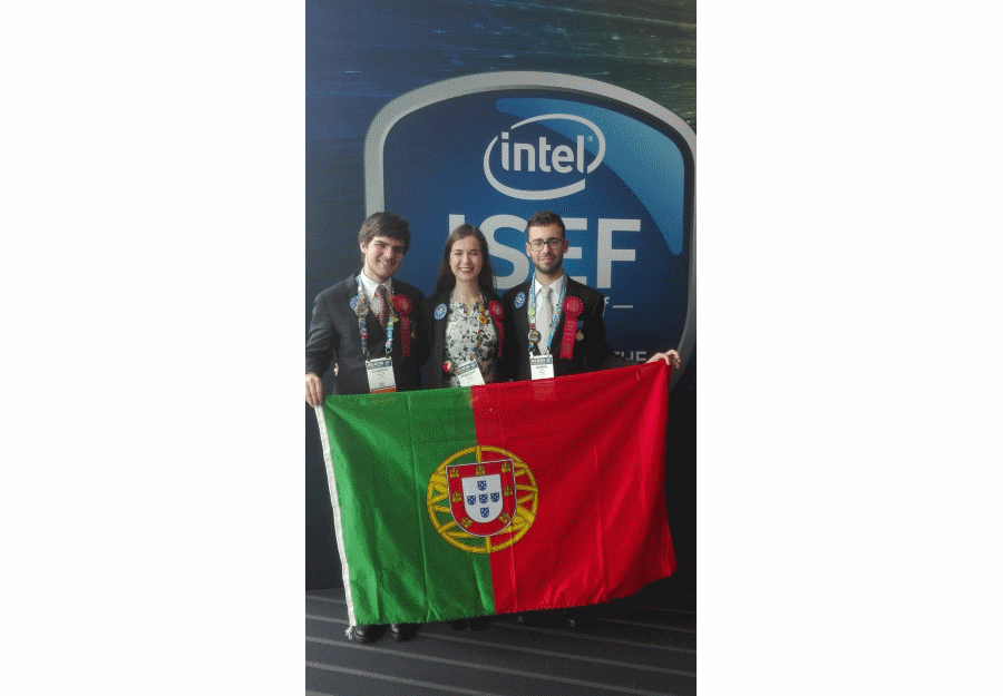 Vencedores Intel ISEF