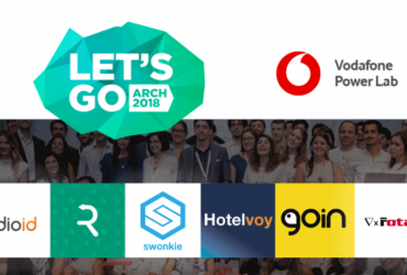 Vodafone Power Lab Arch Summit