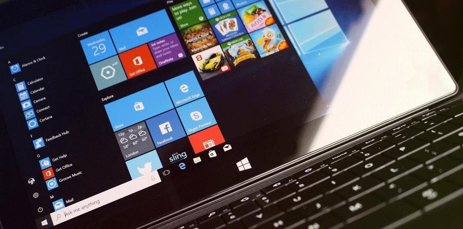 Windows 10 New