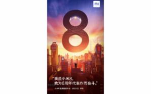 Divulgadas especificações do Xiaomi Mi 8