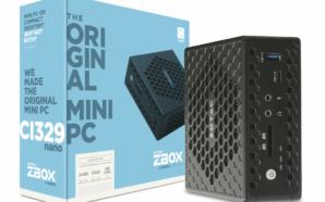 Zotac ZBOX CI329