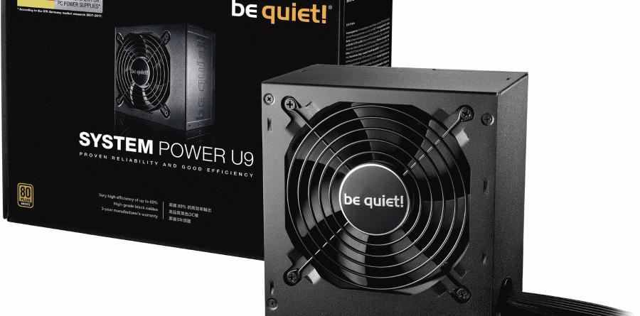 be quiet! System Power U9