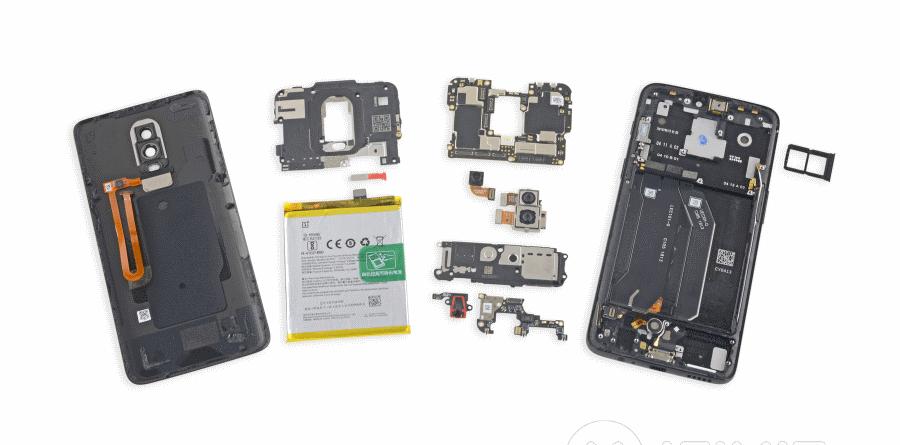 iFixit OnePlus 6