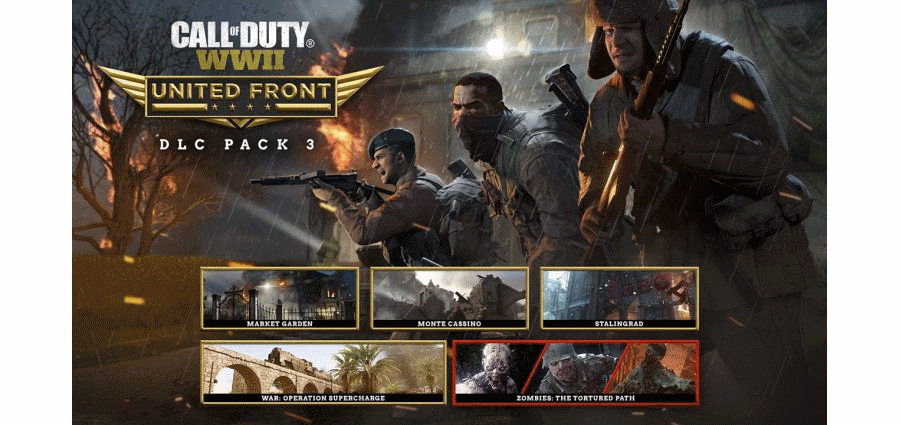 Activision The United Front