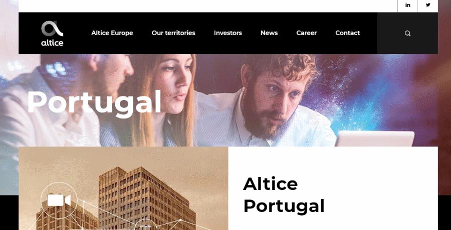 Altice Portugal New
