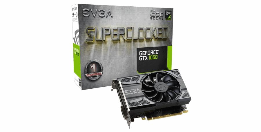 EVGA GTX 1050 SC Gaming 03G