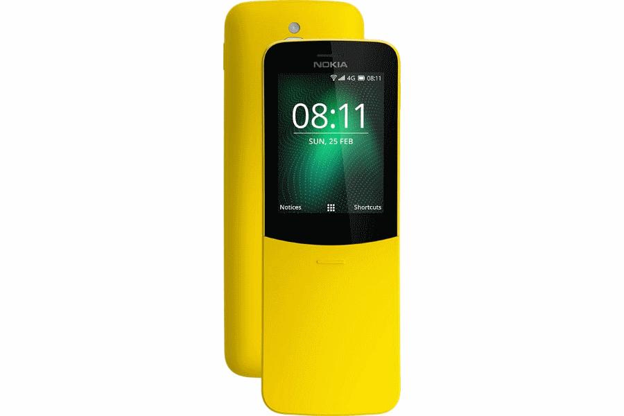 HMD Global Nokia 8110 4G