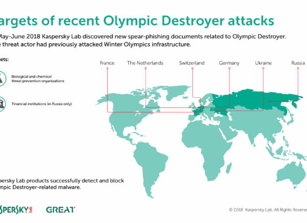 Kaspersky Lab Olympic Destroyer