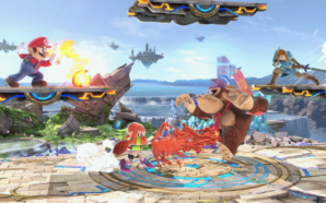 Super Smash Bros Ultimate chega à Nintendo Switch no dia…