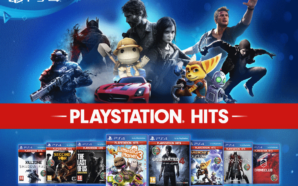 Sony Interactive Entertainment apresenta os PlayStation Hits