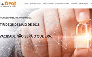 Complexidade do RGPD dá origem ao portal do DPO