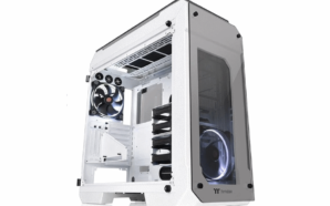 Thermaltake View 71 Tempered Glass Snow Edition