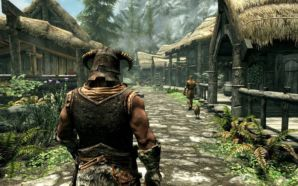 Play – Skyrim para Nintendo Switch