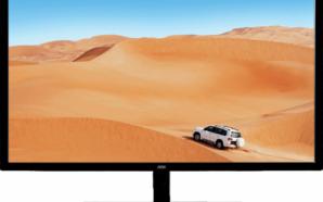 """AOC anuncia novo monitor económico com ecrã de 31,5"""""""