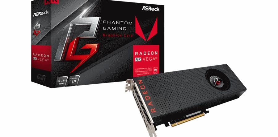 ASRock RX Vega 56 Phantom Gaming X
