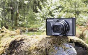 Canon apresenta a PowerShot SX740 HS