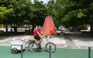 Chronopost Cargo Bike