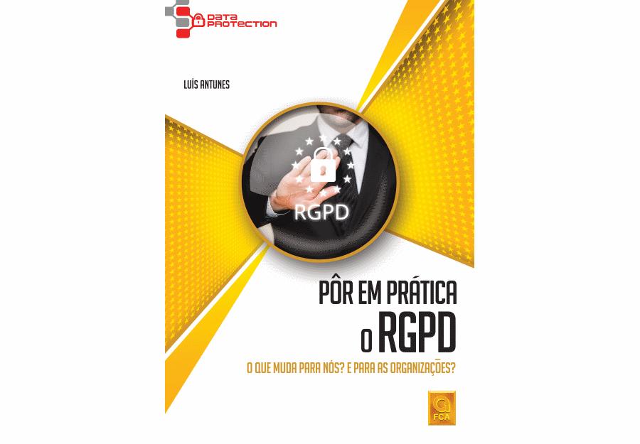 FCA Capa Pôr em prática o RGPD
