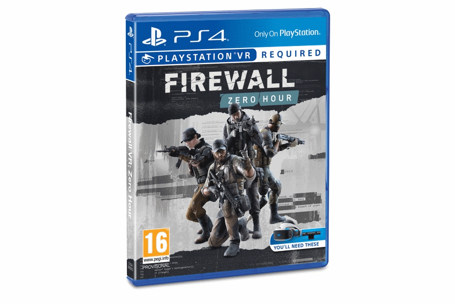 Firewall Zero Hour New
