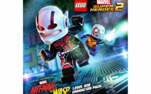 Disponível novo DLC para LEGO Marvel Super Heroes 2