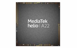 MediaTek apresenta a série de chips Helio A