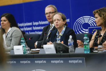 Michel CHRISTEN © European Union 2018 - Source EP