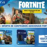 PS4 Fortnite Battle Royale