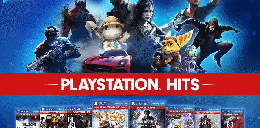 PlayStation Hits PS4