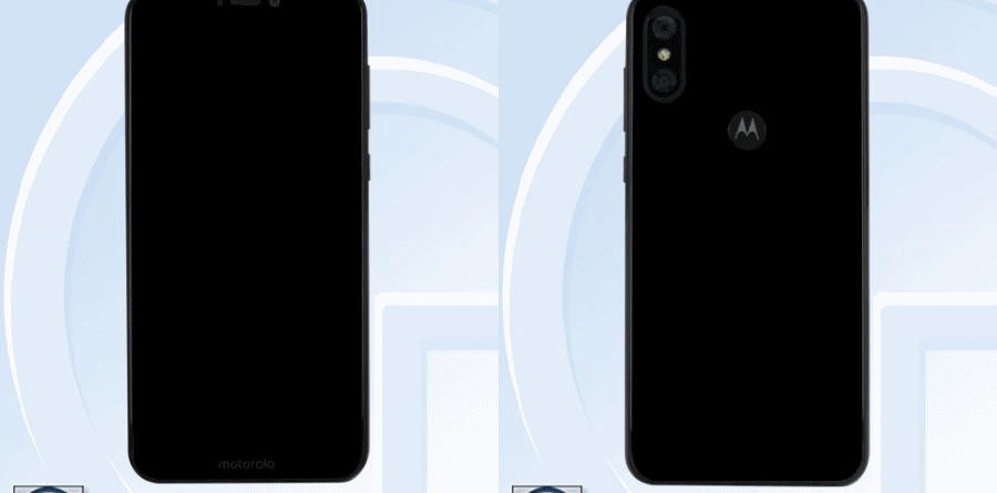 TENAA Motorola One