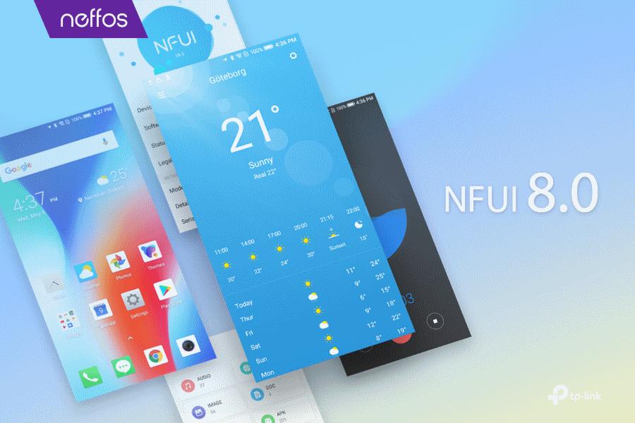 TP-Link NFUI 8.0
