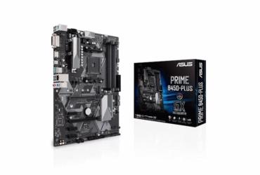 TechPowerUp Asus Prime B450-PLUS