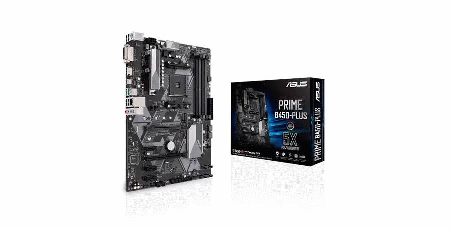 TechPowerUp Asus Prime B450-PLUS