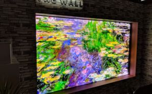Microled Samsung CES 2018