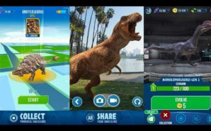 App do Dia – Jurassic World Alive